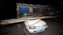 Korban Tewas Ledakan Pabrik Gas di China Jadi 10 Orang, 5 Lainnya Hilang