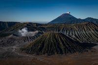 Gunung Bromo yang indah.