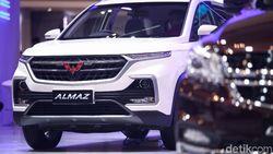 Wuling Almaz Jadi Mobil Terbaik Pilihan Pewarta