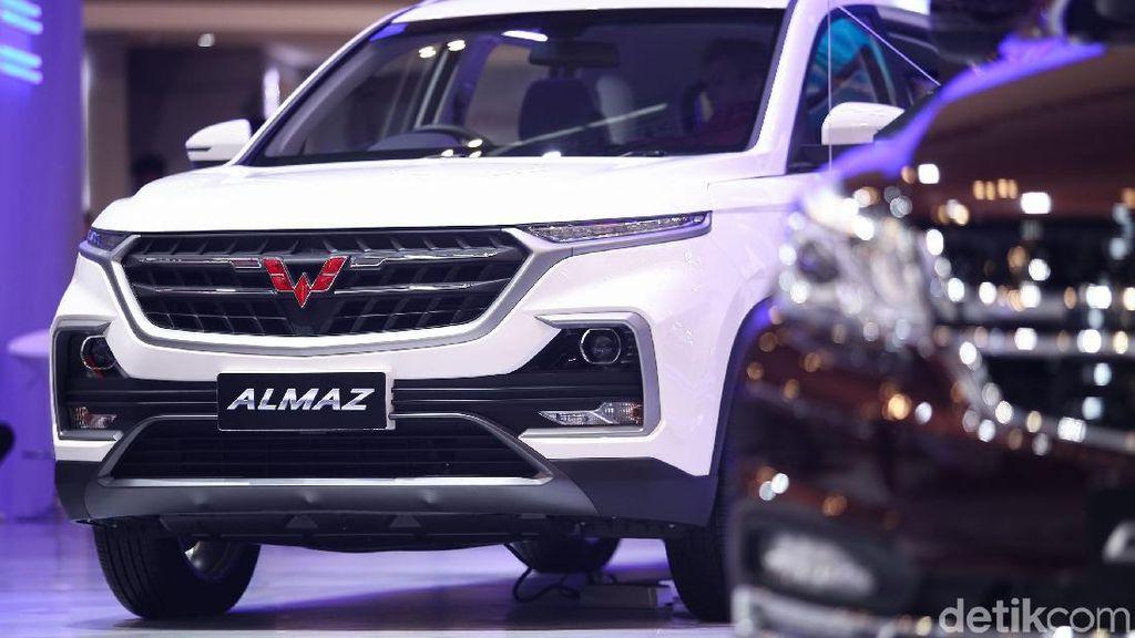 Wuling Semringah, Penjualan di GIIAS 2019 Meroket Berkat Almaz