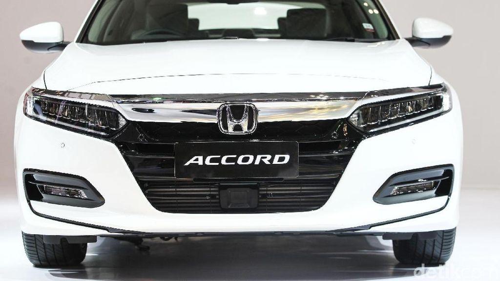 Pertamax! Honda Accord Turbo Mengaspal di Indonesia
