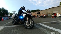 Suroboyo Riding Fest 2019, Ribuan Bikers Jadi Pelopor Aman Berkendara