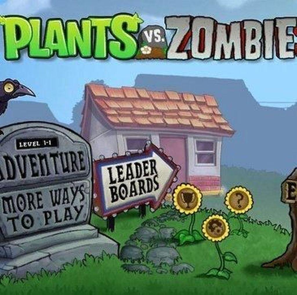 EA Siapkan Plants vs Zombies 3