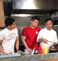 Tak Pasang Target Tinggi, Ini Strategi Chef Arnold Kelola Bisnis Restoran