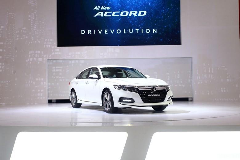 Honda Accord. Foto: Rifkianto Nugroho