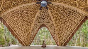 Bambu Juga Bisa Dibuat Jadi Rumah Lho, Ini Buktinya