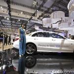 GIIAS 2019: Mercedes-Benz Jual Plug-In Hybrid Pertamanya