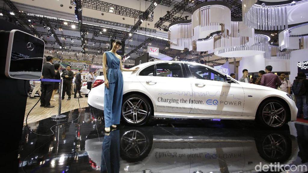 Mobil Mewah Makin Mahal karena BBN Naik, Orang Kaya Tetap Beli