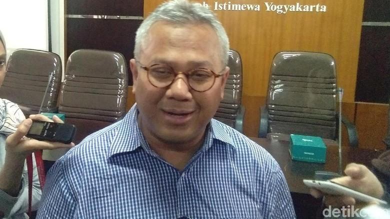 KPU Tak Permasalahkan Foto Senator Terpilih Kelewat Cantik