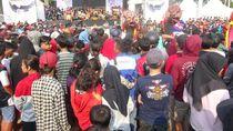 BYMS Kediri Angkat Budaya Lokal, Pengunjung Dihibur Kesenian Jaranan