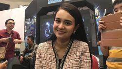 Michelle Ziudith Bisa Habiskan Jutaan Rupiah untuk Mainan