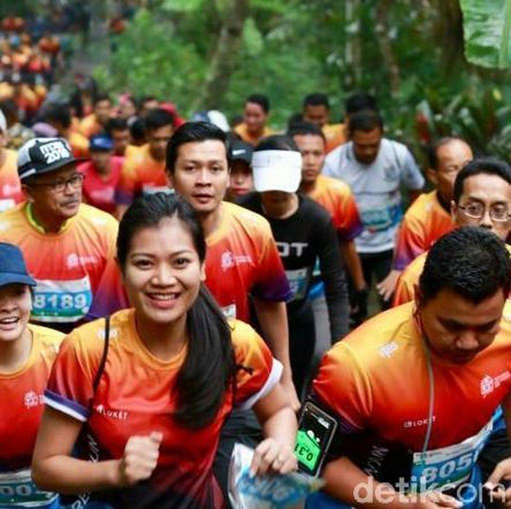 Banyuwangi Ijen Green Run Sajikan Rute Penuh Tantangan Namun Menawan