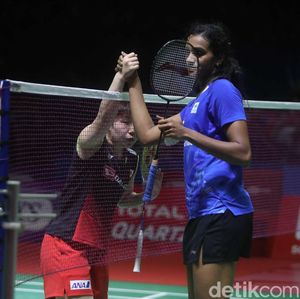 Juara Indonesia Open 2019, Akane Naik Level