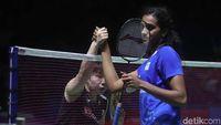 Juara Indonesia Open 2019, Akane Naik Level