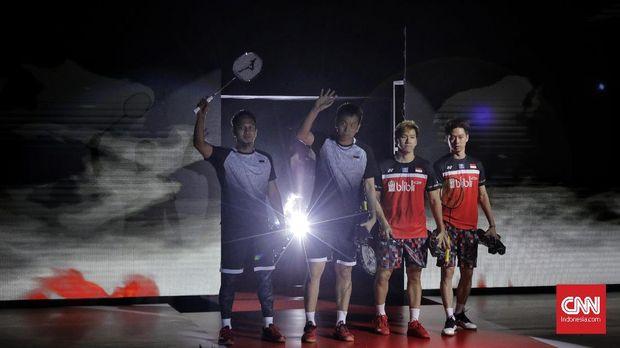 Ahsan/Hendra dan Kevin/Marcus sering menciptakan All Indonesian Final tahun ini.