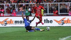 Final Piala Indonesia: Persija Tumbangkan PSM di Leg Pertama