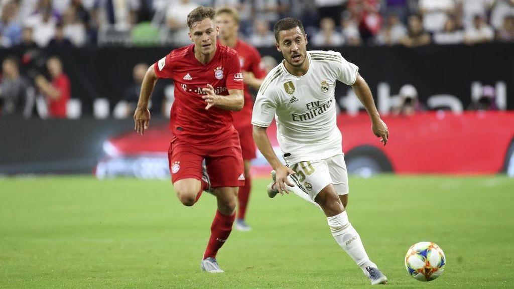Gabung Real Madrid, Hazard Ingin Menang, Menang, dan Menang