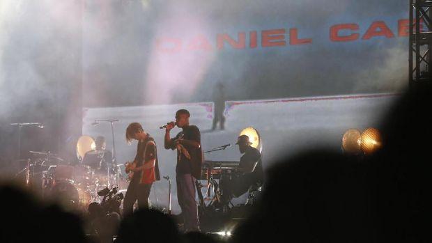 Daniel Caesar di We The Fest 2019