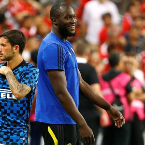 Conte: Please Inter, Datangkan Lukaku