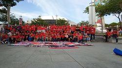 Cerita Fans Indonesia Nonton MU di Singapura: Bayar Nyicil Hingga Ketengan