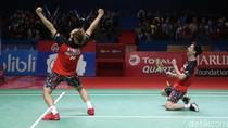 Sederet Statistik Sip Markus/Kevin Usai Juara Fuzhou China Open