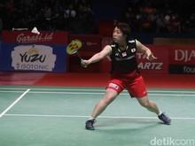 Tim Putri Jepang Juara Kejuaraan Bulutangkis Beregu Asia 2020