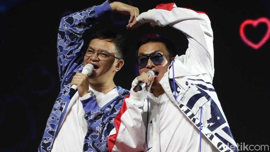 Karaoke Sampai Baper Bareng Kahitna Jadi Bonus Final Indonesia Open