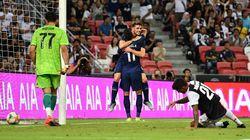 Juventus Vs Tottenham: Gol Spektakuler Kane di Injury Time Menangkan Spurs