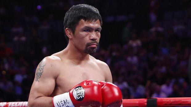 Manny Pacquiao jadi bidikan selanjutnya Conor McGregor. (