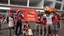 Jakmania-The Macz Man Guyub, Padati GBK di Final Piala Indonesia