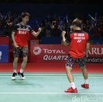 Jepang & Tuan Rumah 2 Gelar di Fuzhou China Open, Indonesia Kebagian Satu