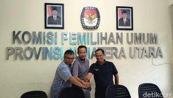Posisi Ketua KPU Sumut Kini Dijabat Herdensi Adnin