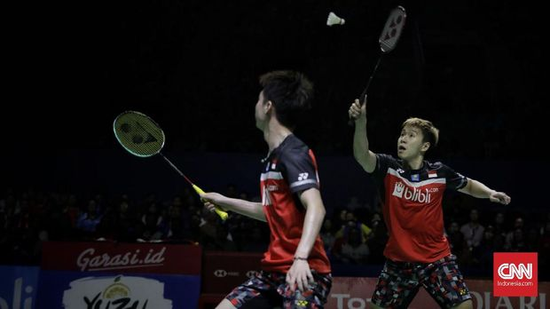 Indonesia tanpa wakil di semifinal Thailand Open.