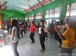 Melihat Serunya Penghuni Lapas Ponorogo Latihan Tari Jathil
