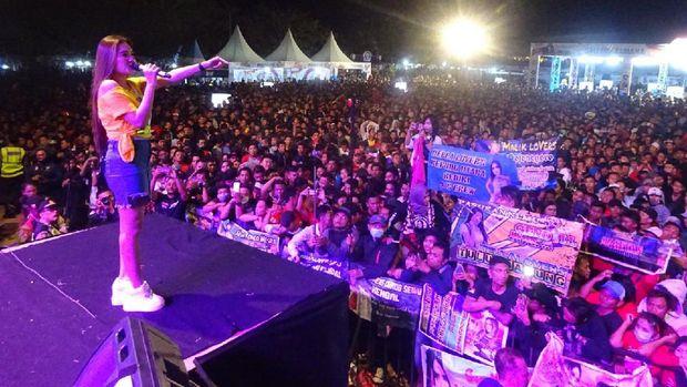 Kemeriahan 'Pesta Rakyat' BYMS 2019 Berakhir di Makassar