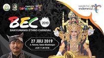 Angkat Tema The Kingdom of Blambangan, BEC 2019 Bakal Lebih Meriah