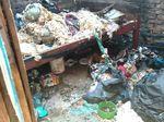 Lupa Matikan Kipas Angin, Sebuah Rumah di Madiun Terbakar