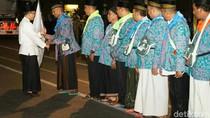 Bupati Anas Lepas Keberangkatan 443 Calon Jemaah Haji