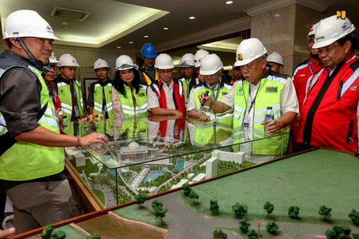 Menteri Pekerjaan Umum dan Perumahan Rakyat (PUPR) Basuki Hadimuljono mengatakan renovasi Masjid Istiqlal ditargetkan selesai pada Maret 2020, sehingga dapat dimanfaatkan pada Bulan Ramadhan tahun depan.