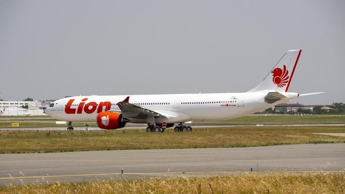 Ilustrasi (Foto: dok. Lion Air)