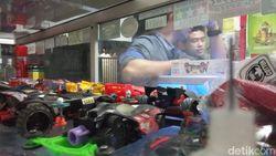 Tak Kalah dari Game Online, 4WD Tamiya Masih Eksis