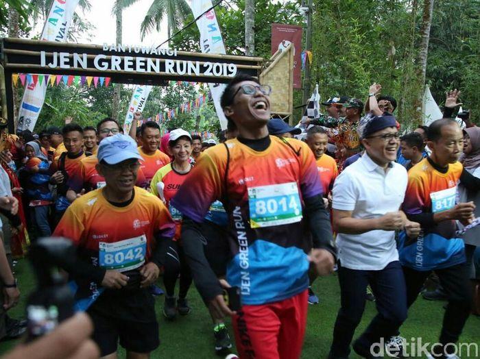 Ijen Green Run (Ardian Fanani/detikSport)