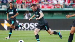 Milner Menunggu Kontrak Baru dari Liverpool