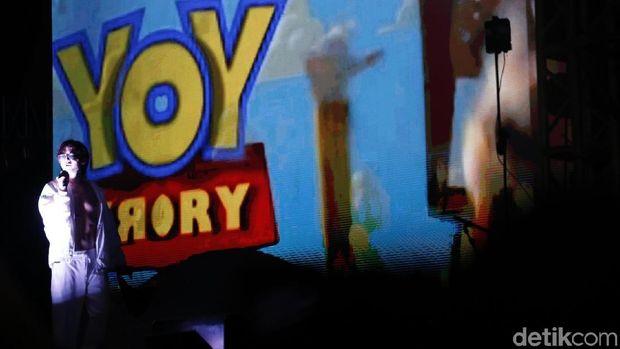 Joji Apresiasi 'Toy Story 4' di We The Fest 2019