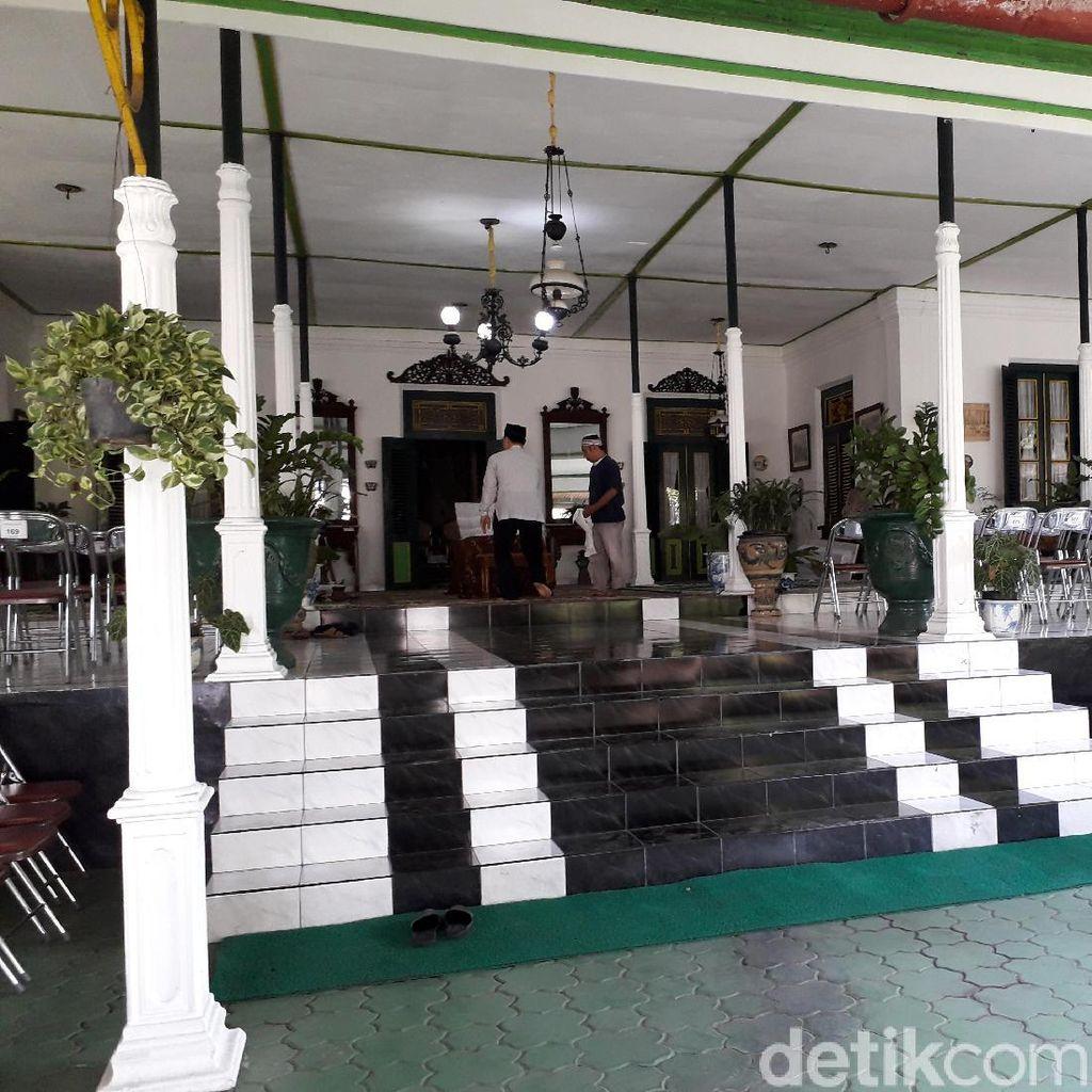 Keluarga Keraton Yogya Berduka, Putra Sultan HB IX Wafat