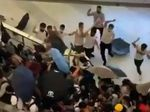 Geng Triad Bentrok dengan Pengunjuk Rasa di Hong Kong