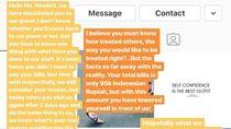 Viral Turis Di-blacklist di Ubud Karena Tak Bayar Pesanan di Restoran