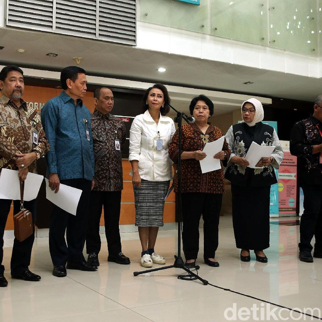 Pansel Capim KPK Loloskan 20 Orang dari Profile Assessment