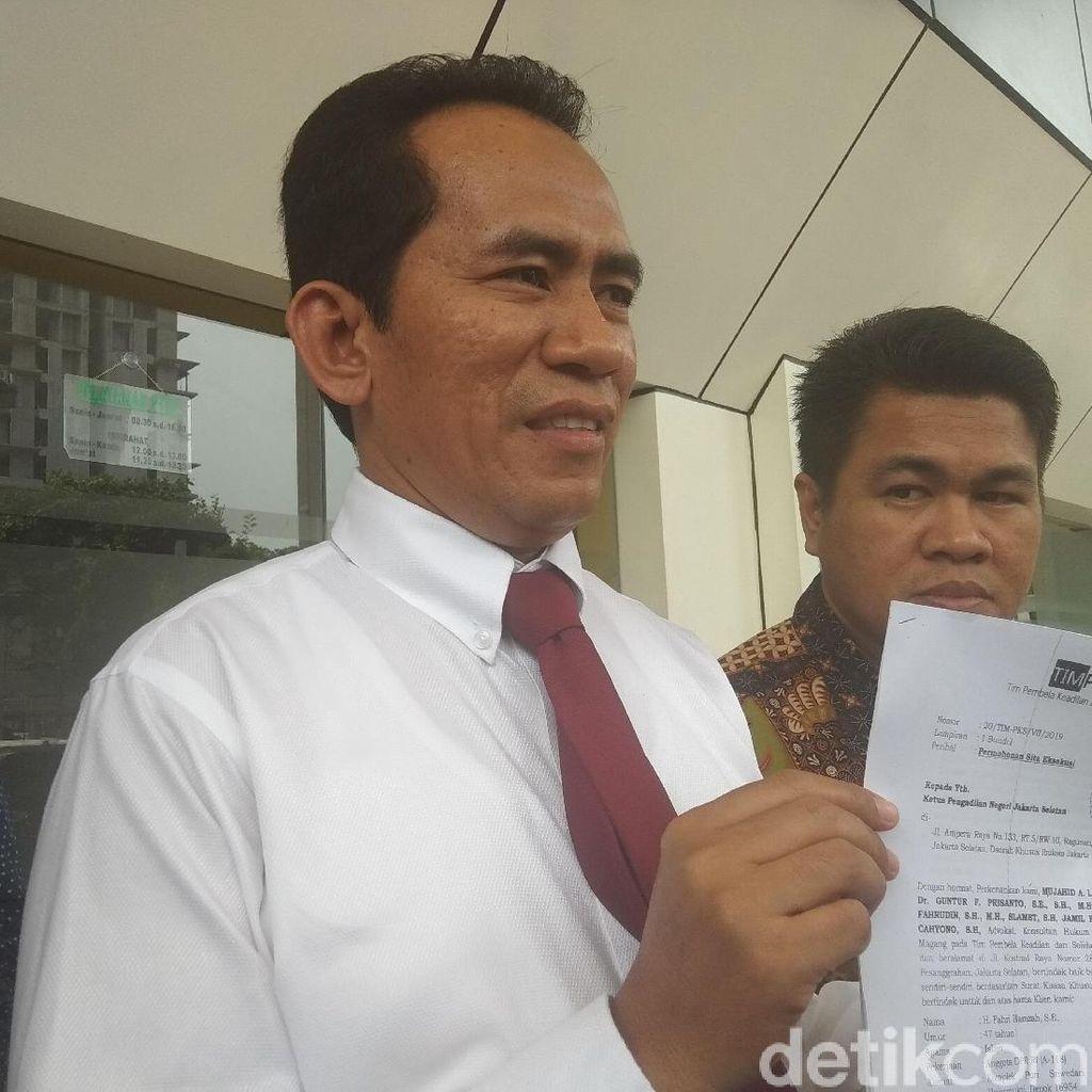 Fahri Hamzah Resmi Ajukan Sita Aset Milik Sohibul-HNW ke Pengadilan