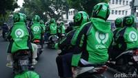 Selama Pandemi Corona, Tip Buat Driver Gojek Naik Hingga 240%